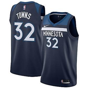 Nike Nba Minnesota Timberwolves Karl-anthony Towns Swingman Jersey - Icon Edition