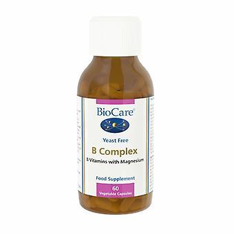 BioCare B Complex Vegicaps 60 (17360)
