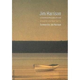 Jim Harrison: A Comprehensive Bibliography, 1964-2008