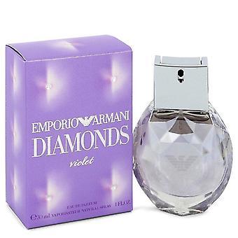 Emporio Armani diamanter Violet Eau de Parfum spray av Giorgio Armani 30 ml