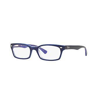 Ray-Ban RB5150 5776 Blue Transparent Violet