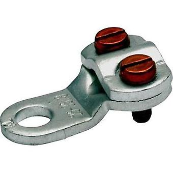 Ring terminal Cross section (max.)=16 mm² Hole Ø=6.5 mm Not insulated Metal Klauke 573R6 1 pc(s)