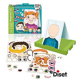 Diset Expressions Magnetics (Toys , Educative And Creative , Electronics)