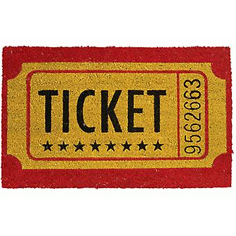 Aramis Ticket Doormat (Home , Textile , Doormats)