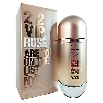 212 VIP Rose Frauen von Carolina Herrera 2,7 oz EDP Spray
