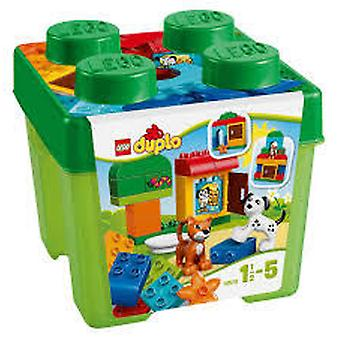 Lego 10570  Duplo All-In-One-Gift-Set