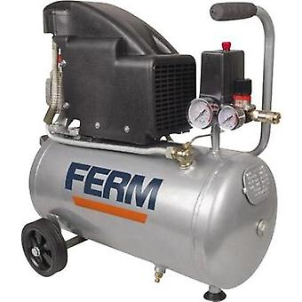 Air compressor 24 l Ferm CRM1045