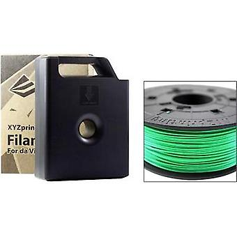 Filament XYZprinting RF10XXEZWK ABS plastic 1.75 mm Bottle green 600 g