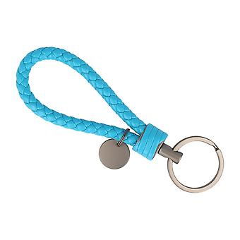 Snobbop Keychain leather turquoise