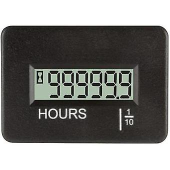 TDE Instruments DCH400-R Operating hours timer