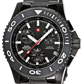 Militari svizzeri di Chrono mens watch 20084BPL - 1m