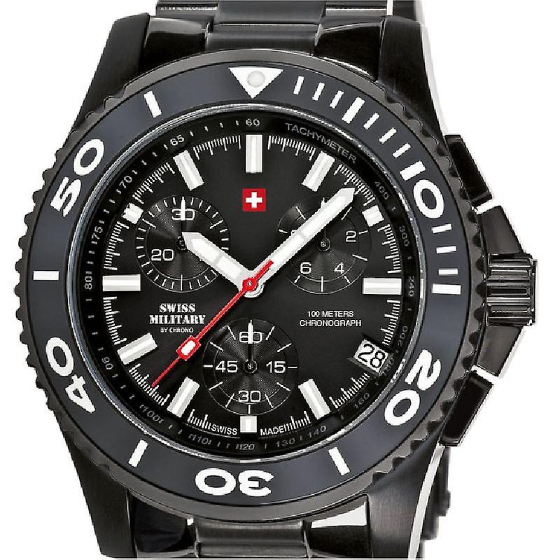 Swiss Military by Chrono Mens clock 20084BPL-1M