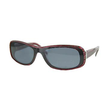 B. Barclay Sunglasses 6504 C1 stripe red