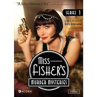 Miss Fisher's Murder Mysteries: Series 1 [DVD] USA import