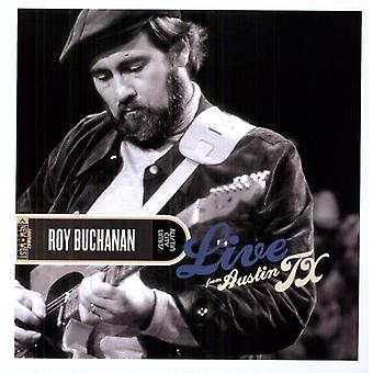 Roy Buchanan - Live From Austin Tx [Vinyl] USA import