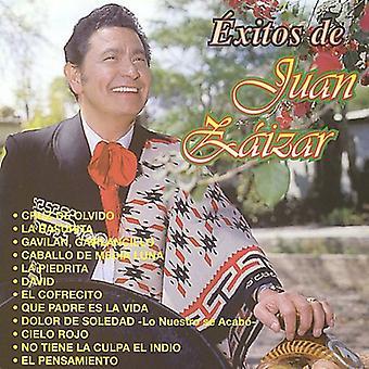 Juan Zaizar - importación de USA de Exitos De Juan Zaizar [CD]
