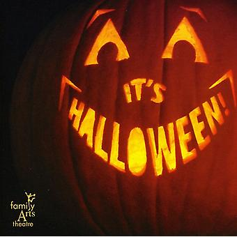 Family Arts Theatre - It's Halloween [CD] USA import