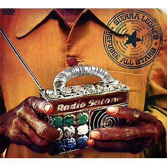 Sierra Leone's Refugee All Stars - Radio Salone [CD] USA import