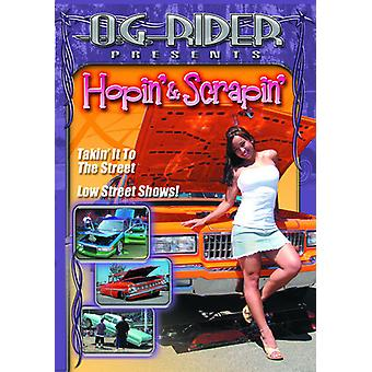 Og Rider: Hopin & Scrapin [DVD] USA import