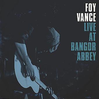 Foy Vance - Live på Bangor Abbey [Vinyl] USA import