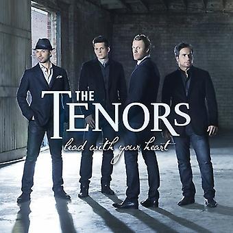 Tenorer - bly med Your Heart [CD] USA import