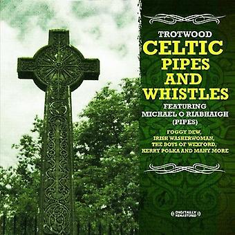 Trotwood - Celtic Pipes & Whistles [CD] USA import