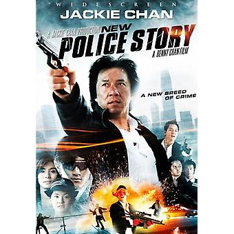 New Police Story [DVD] USA import