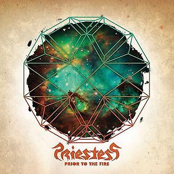 Præstinde - før ilden [CD] USA importen