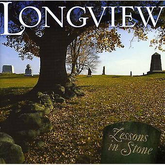 Longview - lektioner i sten [CD] USA import