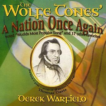 Derek Warfield - Nation Once Again [CD] USA import