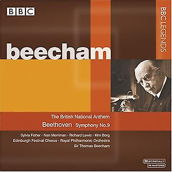 Larsen Beethoven - Beethoven: Symfoni No. 9 [CD] USA import
