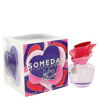 Justin Bieber Women Someday Eau De Parfum Spray (Tester) By Justin Bieber