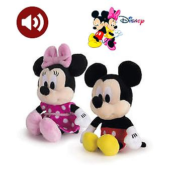 IMC Toys Mickey-Minnie Peluches Con Sonidos (Toys , Preschool , Dolls And Soft Toys)