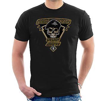 Død fra oven Mobile infanteri Starship Troopers mænd T-Shirt