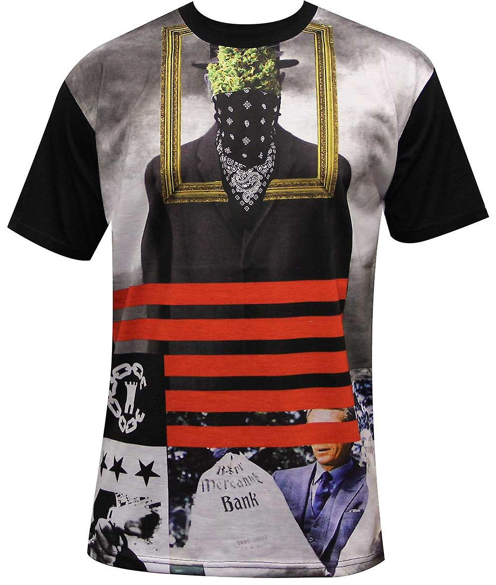 Crooks & Castles Son of Crooks T-Shirt Black