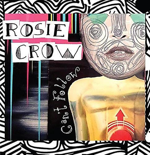 Rosie Crow - Can't Follow / Charlottes Song (Alt. Version) [Vinyl] USA import