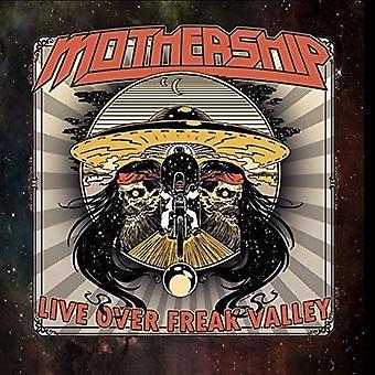 Moderskib - Live Over Freak Valley [CD] USA import