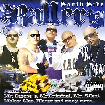 South Side Ballers - South Side Baller's [CD] USA import