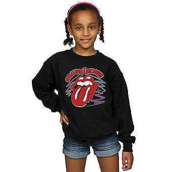 Rolling  Stones Girls 1994 Tongue Sweatshirt