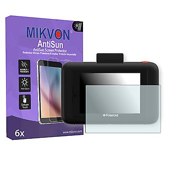 Polaroid Snap Screen Protector - Mikvon AntiSun (Retail Package with accessories)