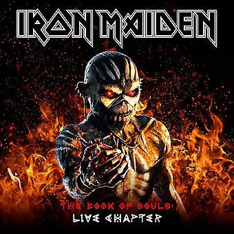 Iron Maiden - bog af sjæle: The Live kapitel 16/17 [CD] USA importerer