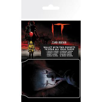IT Pennywise Card Holder