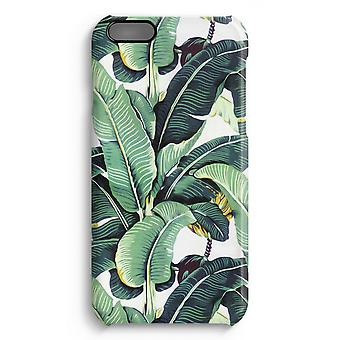 iPhone 6 Plus Full Print Case (Glossy) - Banana leaves