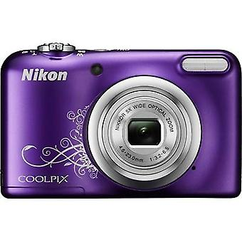 Digital camera Nikon Coolpix A10 16.1 MPix Optical zoom: 5 x Violet