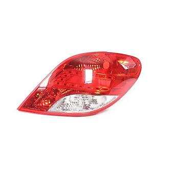Right Tail Lamp (With Led Hatchback Models) for Peugeot 207 2009-2012