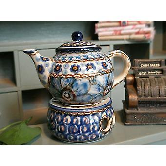 Bule de chá quente, em miniatura, exclusivo 4 - 2127 BSN