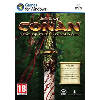 Alter von Conan Aufstieg der Godslayer (PC-DVD)