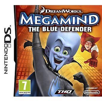 DreamWorks Megamind blå försvarare (Nintendo DS)