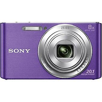 Digitalkamera Sony Cyber-Shot DSC-W830V 20,1 MPix optischer Zoom: 8 x Violett