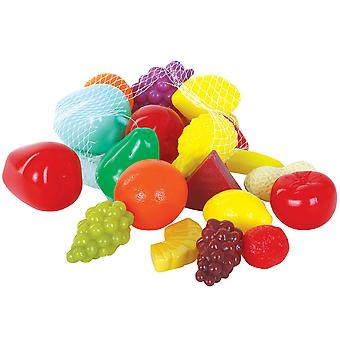 Gowi Toys Pretend Play Food Fruit Roleplay Kitchen Accessories